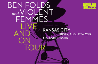 Ben Fold & Violent Femmes