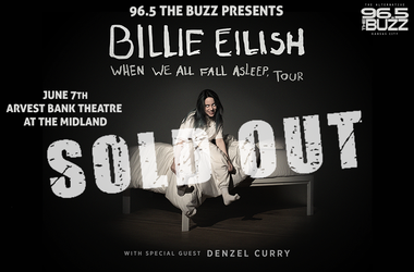 Billie Eilish SOLD OUT!