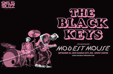 The Black Keys & Modest Mouse
