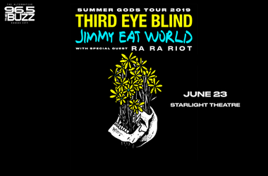 Third Eye Blind / Jimmy Eat World