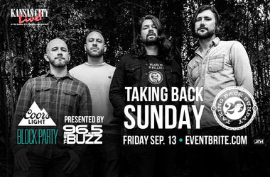 Coors Light Block Party with Taking Back Sunday