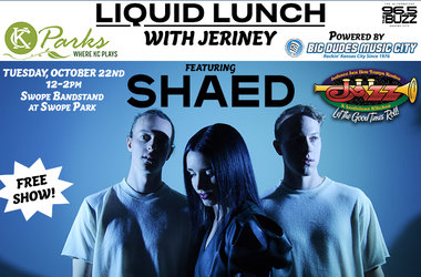 Liquid Lunch with SHAED