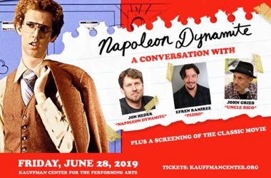 Napoleon Dynamite Q&A