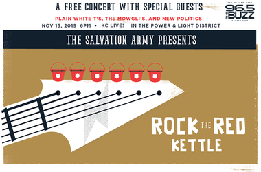 Rock The Red Kettle