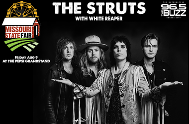 The Struts & White Reaper