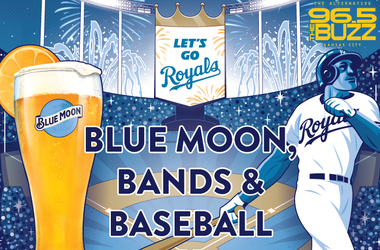 Blue Moon, Bands & Baseball with THE BUZZ