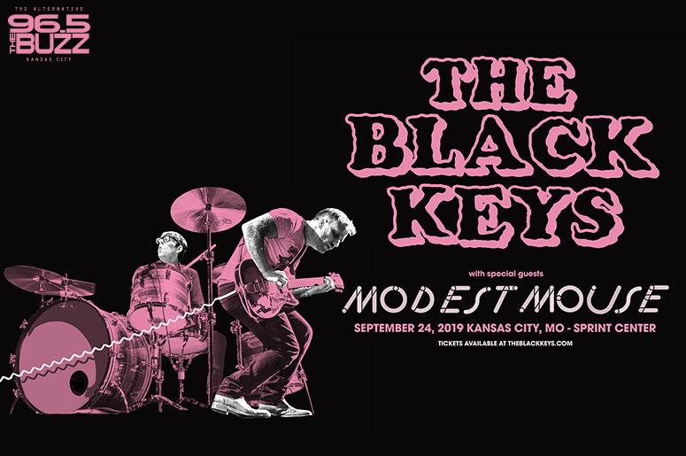 The Black Keys & Modest Mouse
