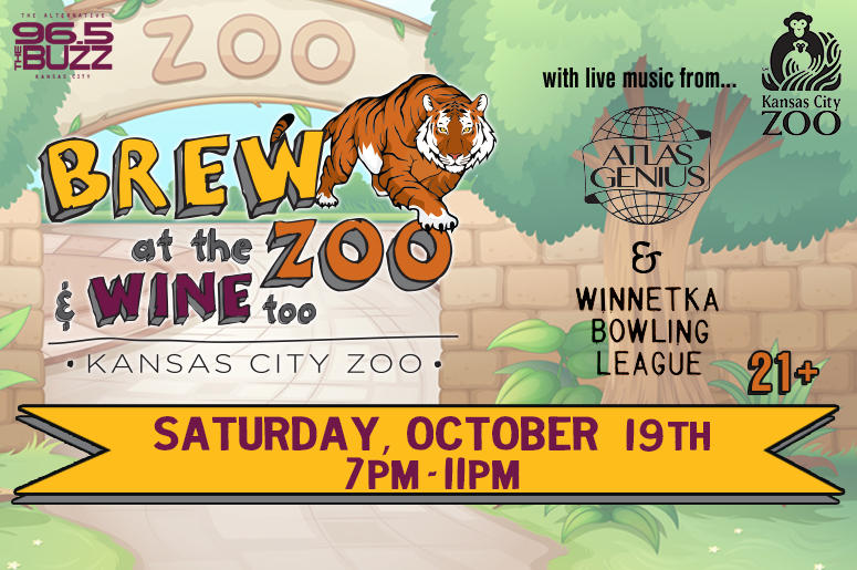 Brew at the Zoo & Wine Too
