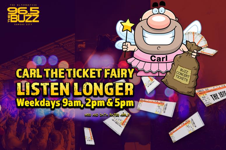 Carl the Ticket Fairy