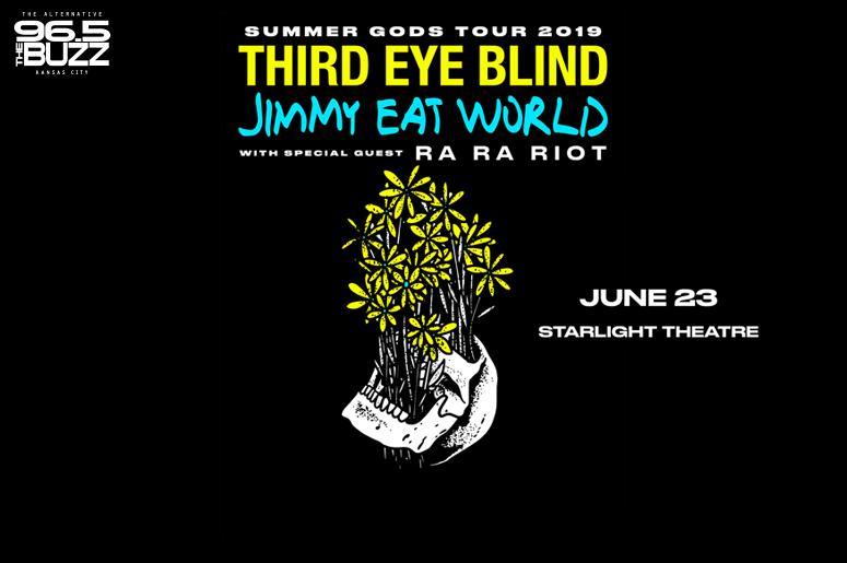 Third Eye Blind / Jimmy Eat World