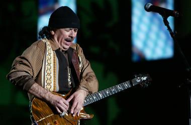 Carlos Santana