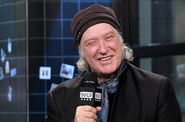 Dave Davies of THE KINKS