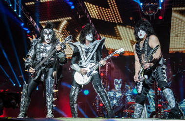 KISS in 2015