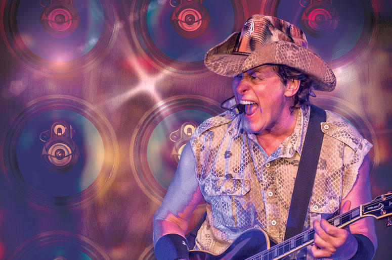 Ted Nugent online contest | 987 Simon