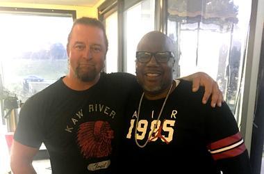 The Johnny Dare Morning Show   98 9 The Rock   Kansas City