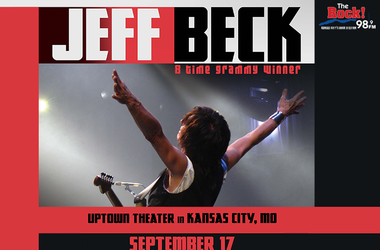 Jeff Beck 9.17.19