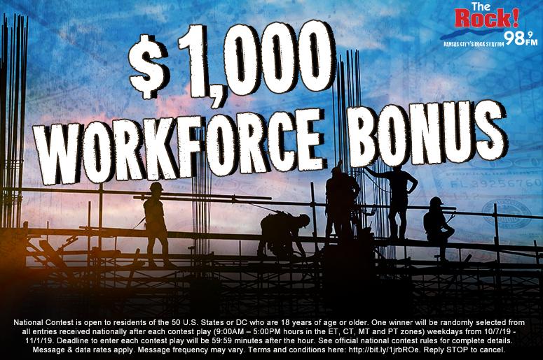 The $1000 Workforce Bonus
