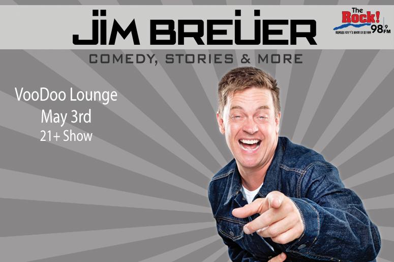 Jim Breuer LIVE