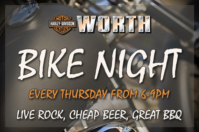 Worth Bike Night