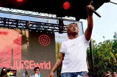"""Juice WRLD releases the second single, """"Hear Me Calling"""" from his upcoming album."""
