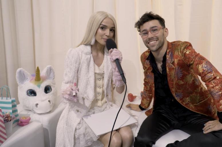 Poppy and MAX