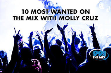 10 Most Wanted on The Mix