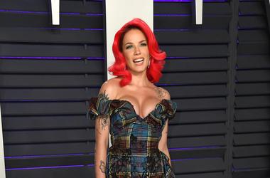 Halsey at Academy Awards 2019