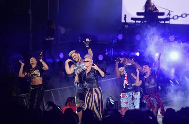 P!NK in Concert