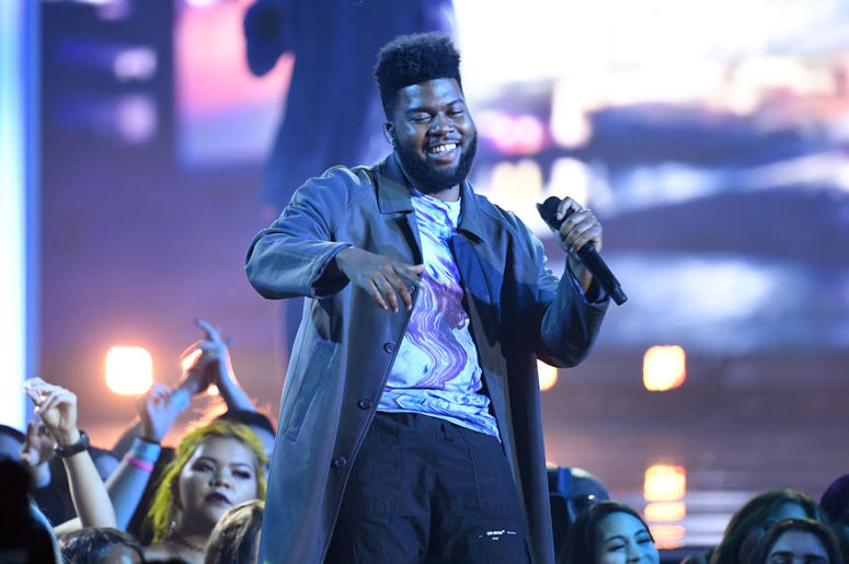 Khalid performs onstage during the 2019 Billboard Music Awards at MGM Grand Garden Arena on May 01, 2019 in Las Vegas, Nevada