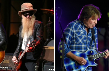 Billy Gibbons and John Fogerty
