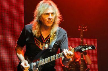 Glenn Tipton of Judas Priest