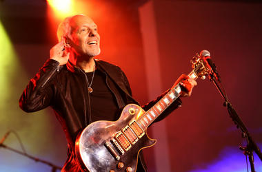 Peter Frampton performs onstage at the TEC Awards during the 2019 NAMM Show