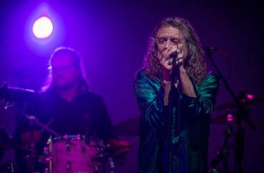Robert Plant of Led Zeppelin