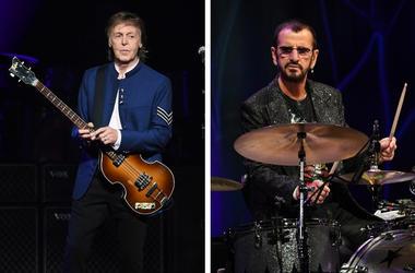 Paul McCartney / Ringo Starr