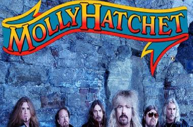 Molly Hatchet @ DirtyDogs Roadhouse on the Rider Justice stage on May 26th 2019!