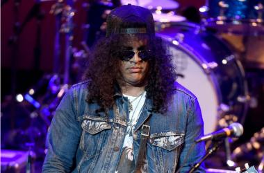 Slash from Guns N Roses