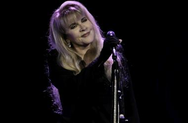 Nov 4, 2016; Sun Rise, FL, USA; Stevie Nicks performs at BB&T Center.