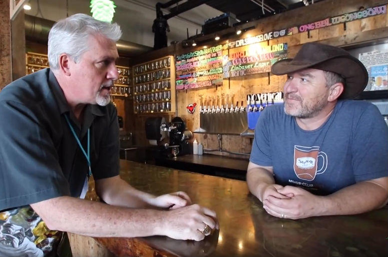 Dave Talks Beer