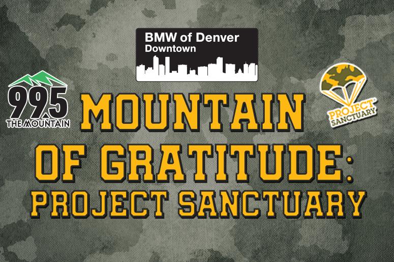 Mountain of Gratitude