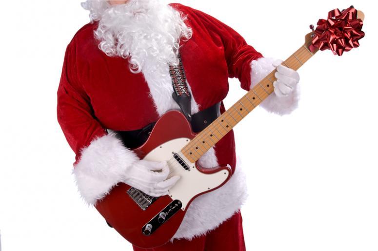 Heavy Metal Christmas.10 Heavy Metal Christmas Songs 99 5 The Mountain