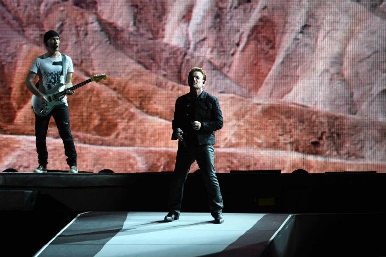 LISTEN: U2 Share New Song,