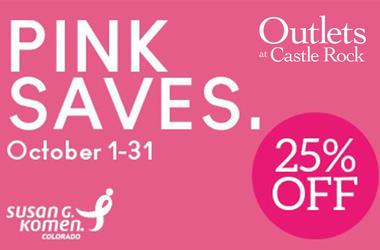 Pink Saves