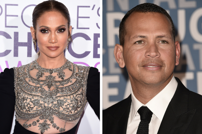 03de02609118c5 Is Jennifer Lopez Dating Former New York Yankees Player Alex Rodriguez?