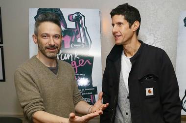 Adam Horovitz and Michael Diamond