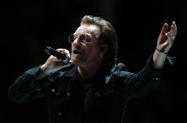 U2's Bono