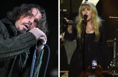 Chris Cornell and Stevie Nicks