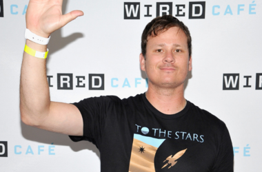 Musician Tom DeLonge attends WIRED Cafe at Comic Con 2015
