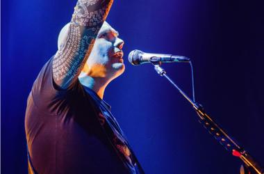 Smashing Pumpkins Performing Live at Festival MEO Marés Vivas 18.07.2013, Porto - Portugal