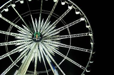 Ferris Wheel at Coachella 2017