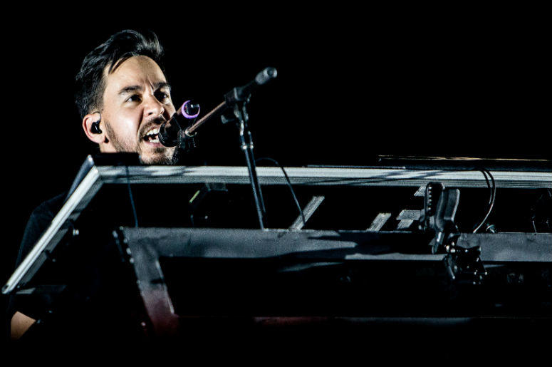 WATCH: Mike Shinoda Takes on Instagram Live to Talk Linkin Park's